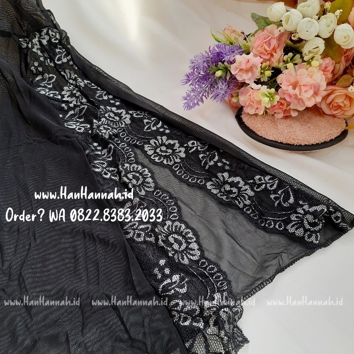 Lingerie Cantik S-M, Ariana Sleepwear Set