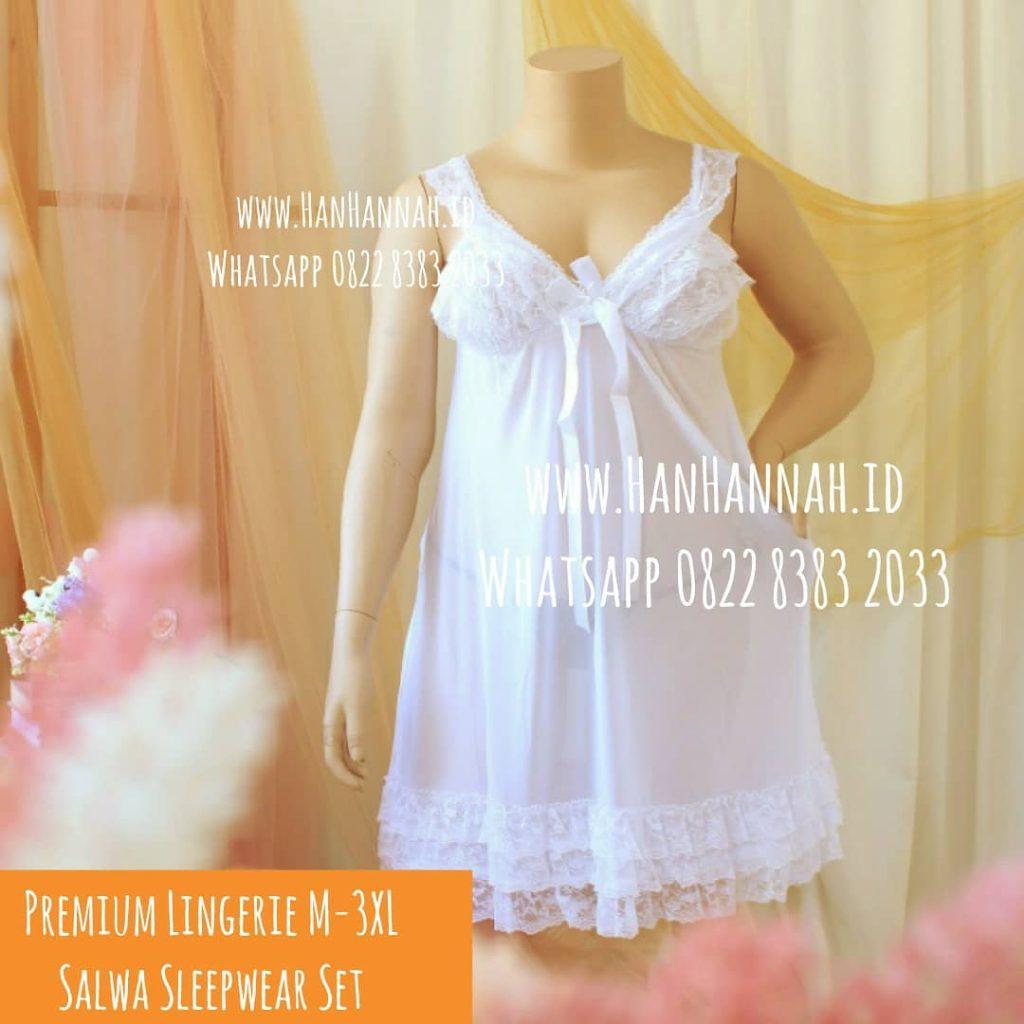 Premium M-XXXL, SALWA Sleepwear Set