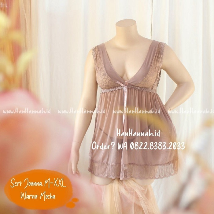 Premium M-XXL, JOANNA Sleepwear Set