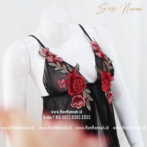 Lingerie Halus S-L Naomi Sleepwear Set