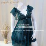 Premium M-XXXL AYESHA Emerald Sleepwear Set