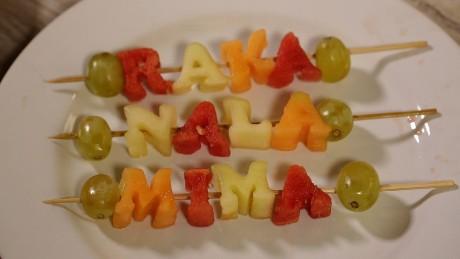 hasil penelusuran terbaik artikel cara membuat anak suka makan buah bentuk satai buah